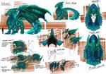 Dragon armour concept work