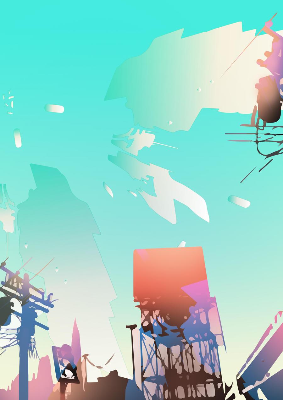Vector Sky by brokencreation