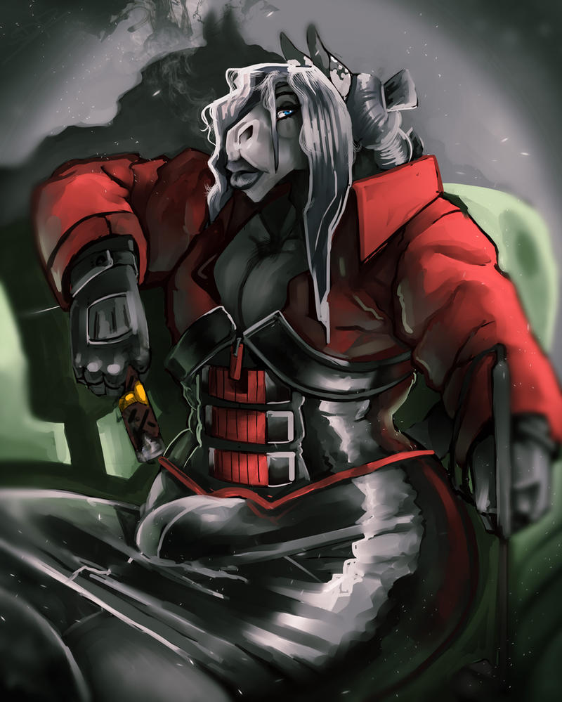 Mr Mistress by brokencreation