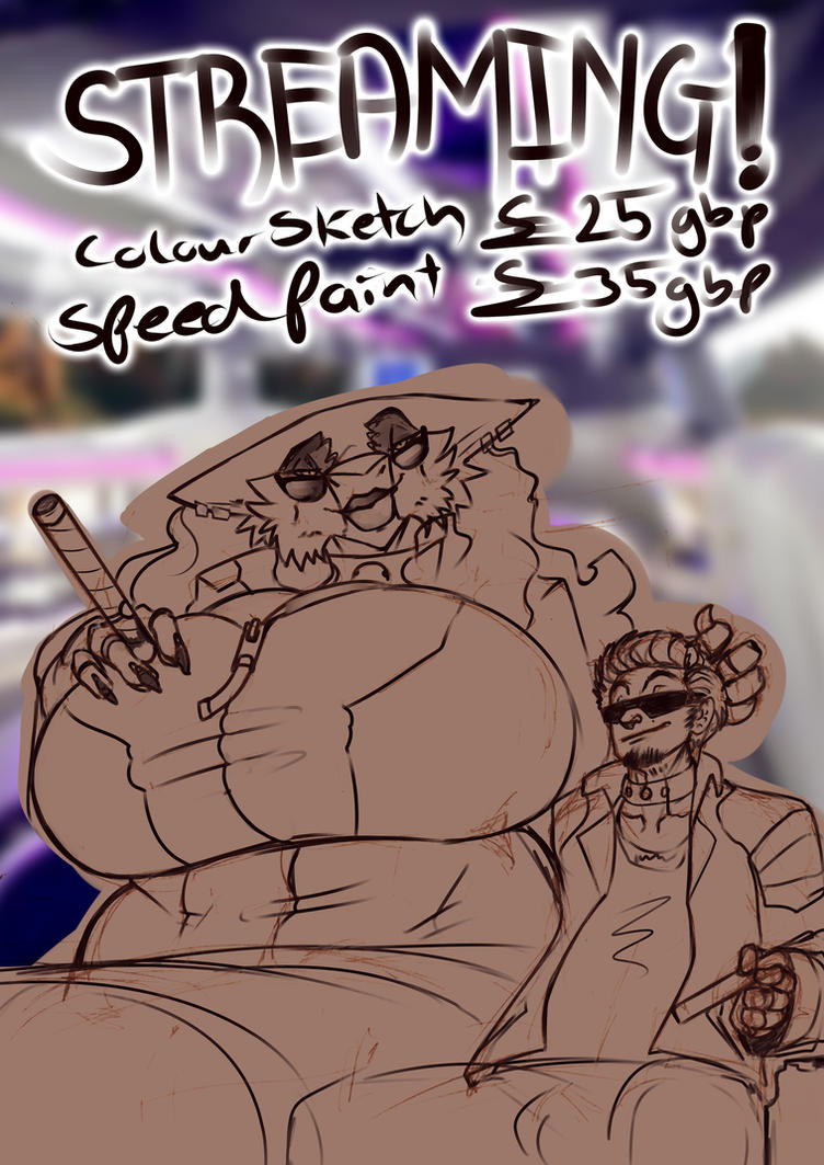 ALL ABOARD TEH SWAG BUSS -streaming- by brokencreation