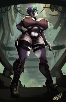 THOT Raider