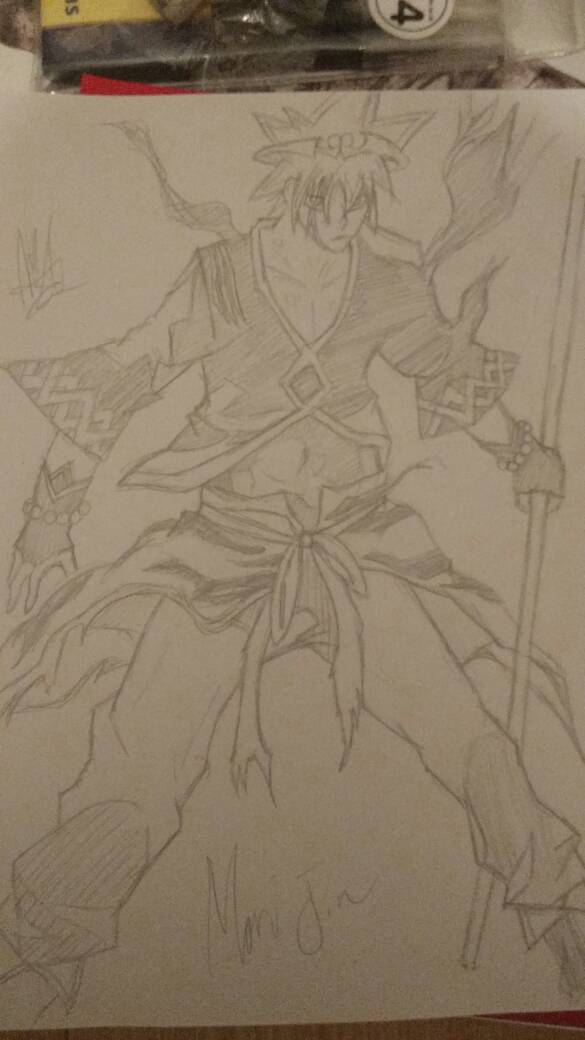 Mori Jin Armour Suit God Of Highschool By Ztleg360qsz On Deviantart He is introduced as an arrogant, carefree child obsessed with fighting. mori jin armour suit god of