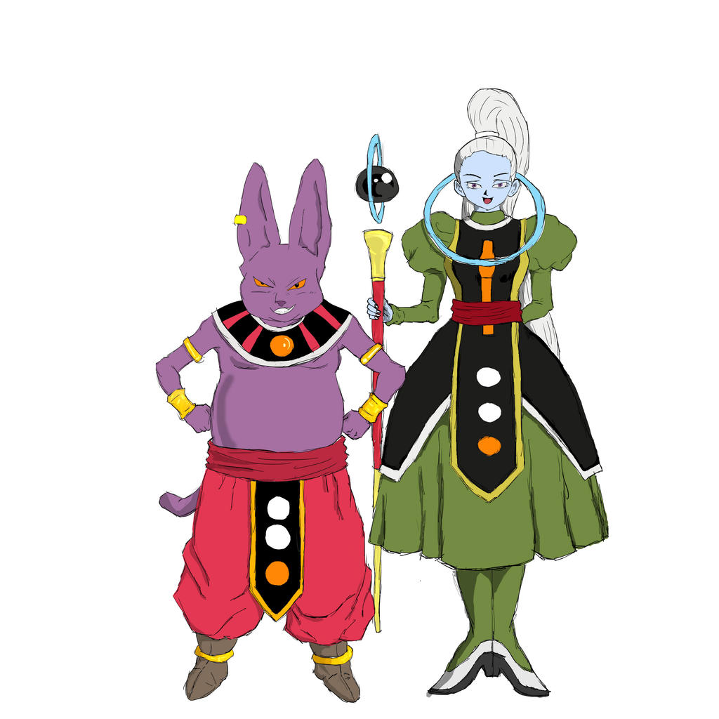Vados and Champa coloured by zTLEG360QSz