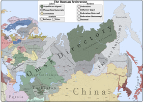 The Russian Federation in 1922   EotR by theroofcannon