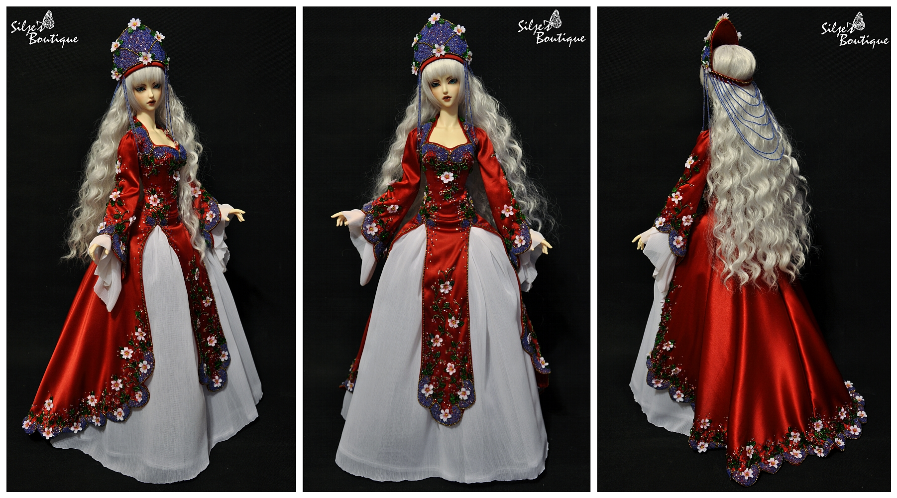 Siljes Special 003-Sakura dress by mio27