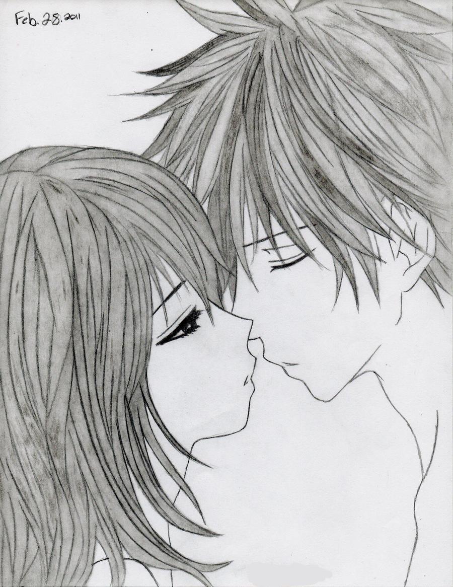 dengeki daisy first kiss - photo #2