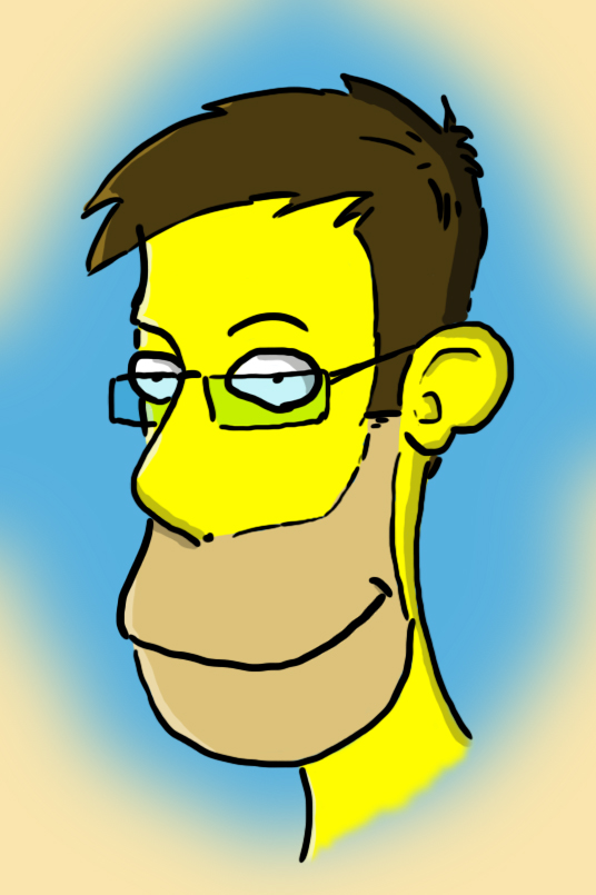 Dan Simpson Digital by JokerX2011