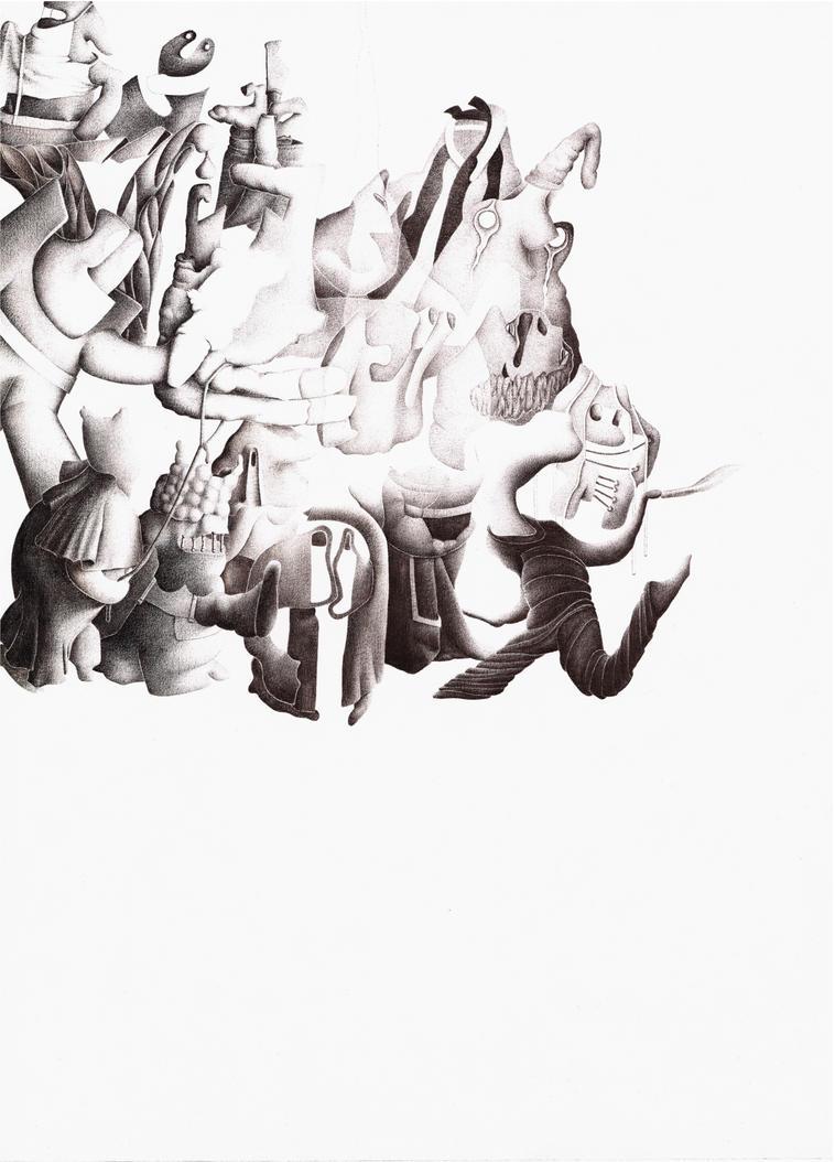 Gruppe von Typis by Fra-Ka