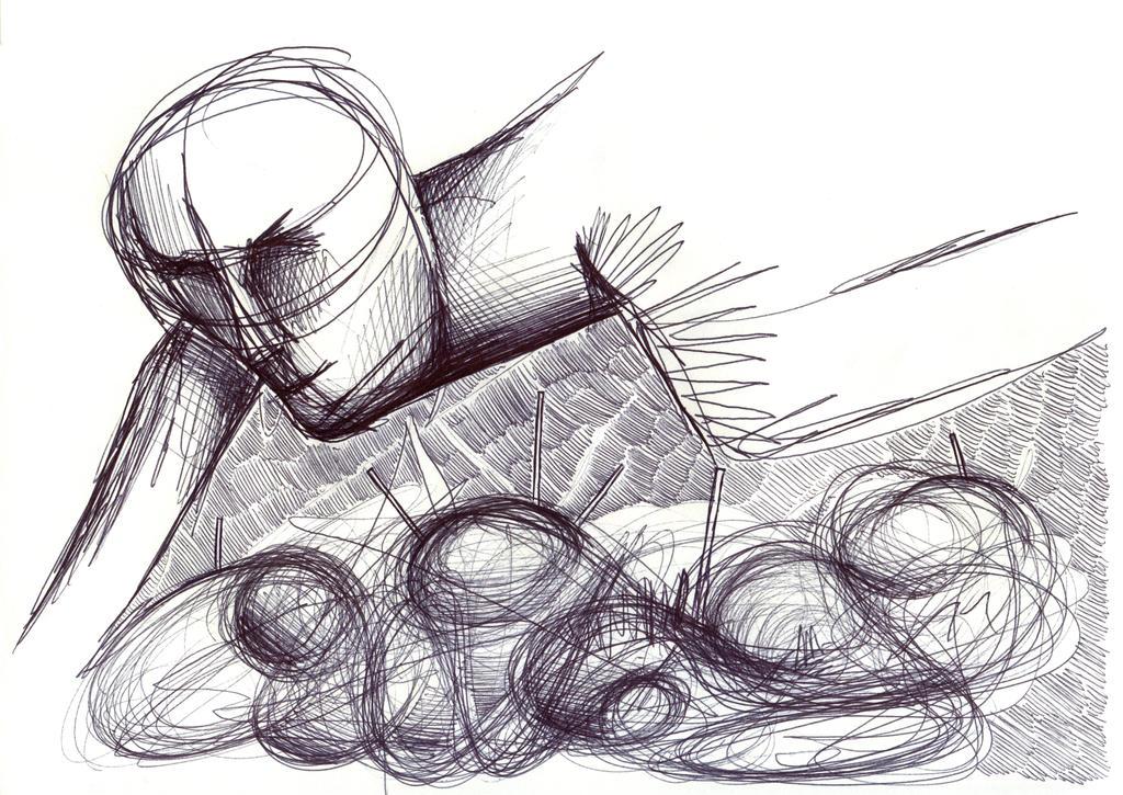 Falling Typi by Fra-Ka