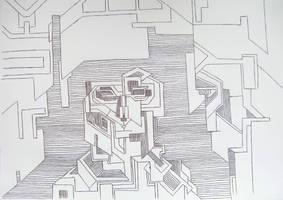 Beobachtender Typi by Fra-Ka