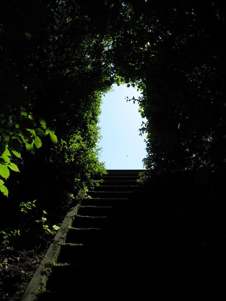 Die Treppe by Fra-Ka