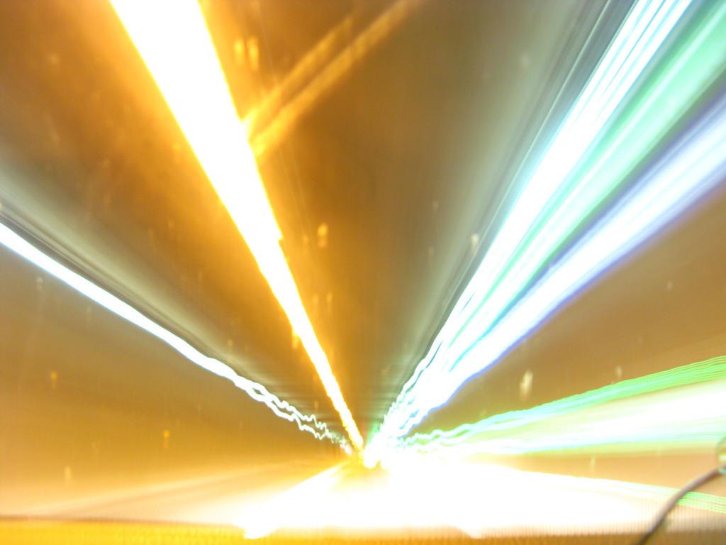 Light Tunnel by Fra-Ka