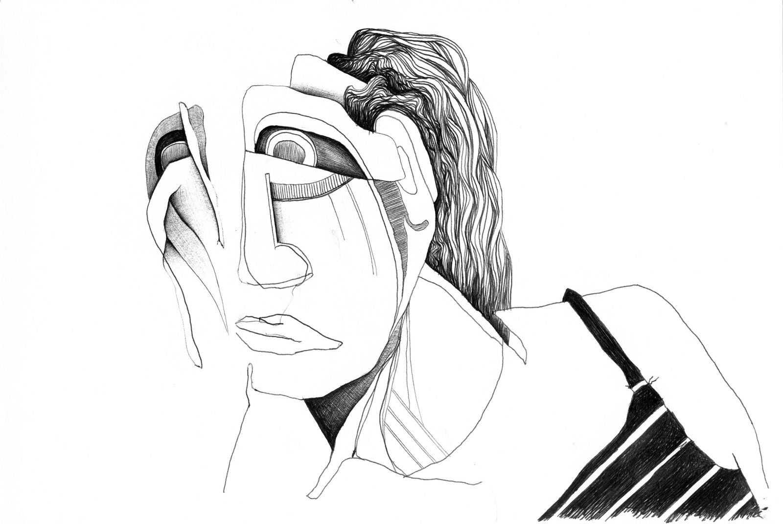 Woman Typi 1 by Fra-Ka