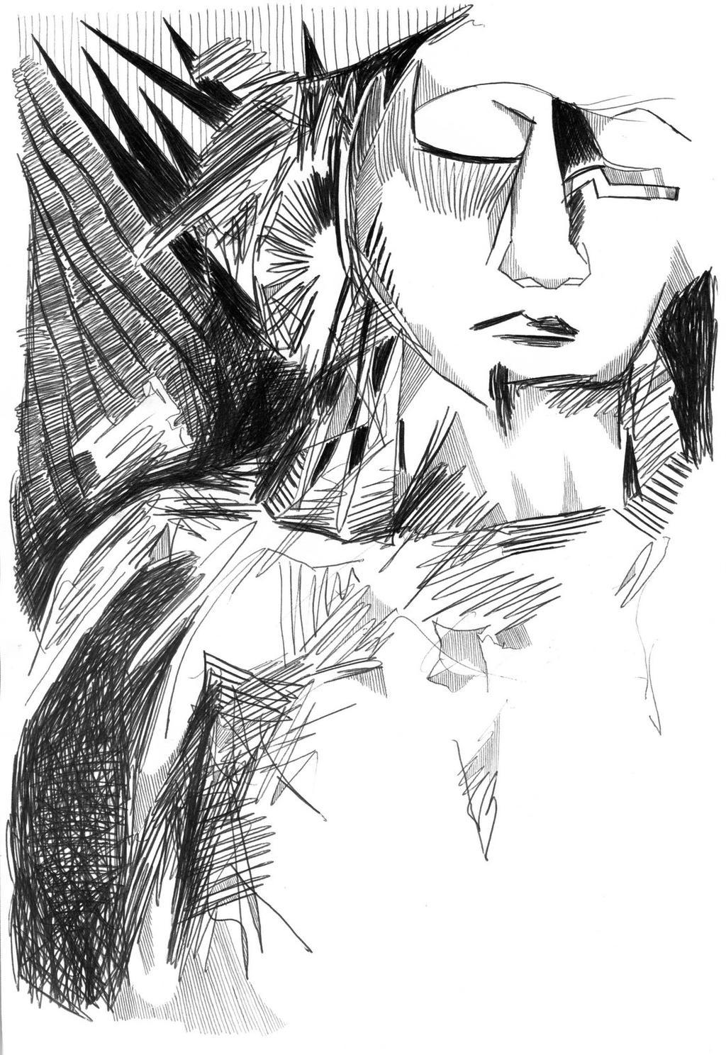 Woman Typi 2 by Fra-Ka