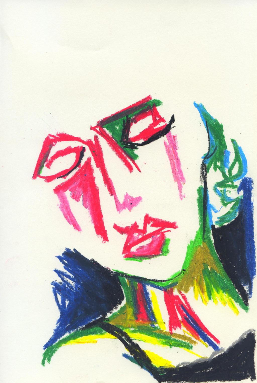 Woman Typi 4 by Fra-Ka
