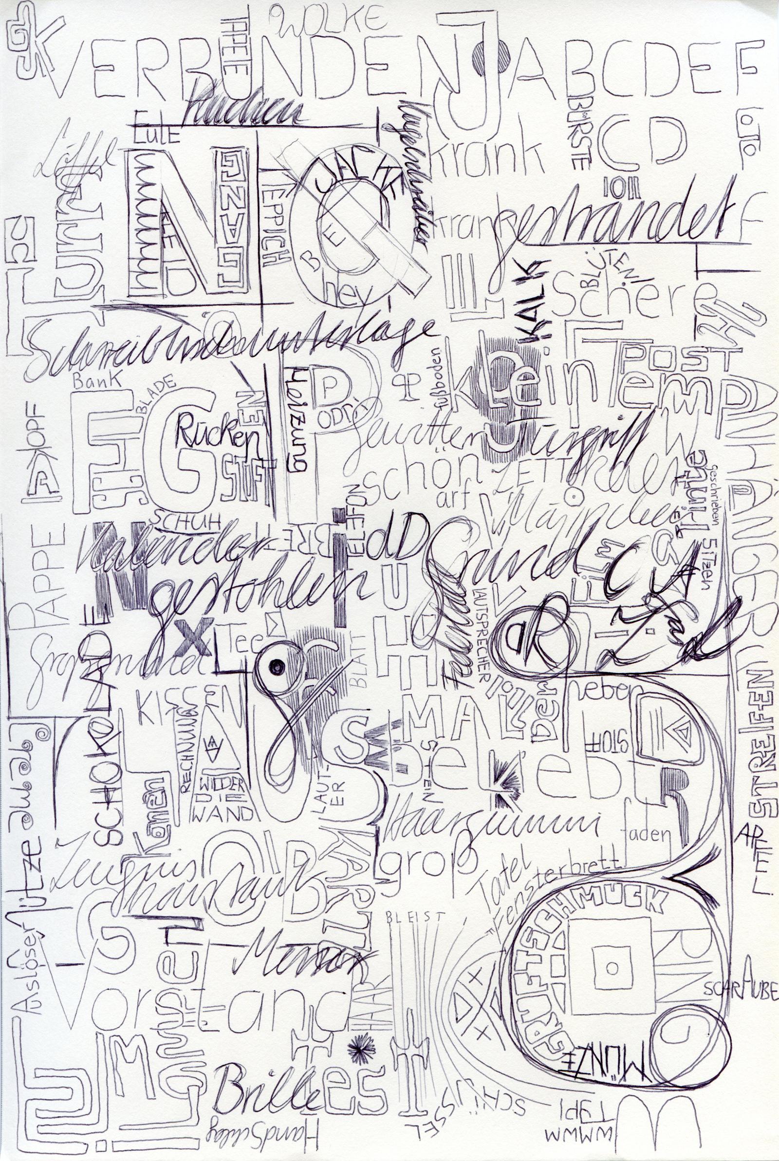 Schrift by Fra-Ka