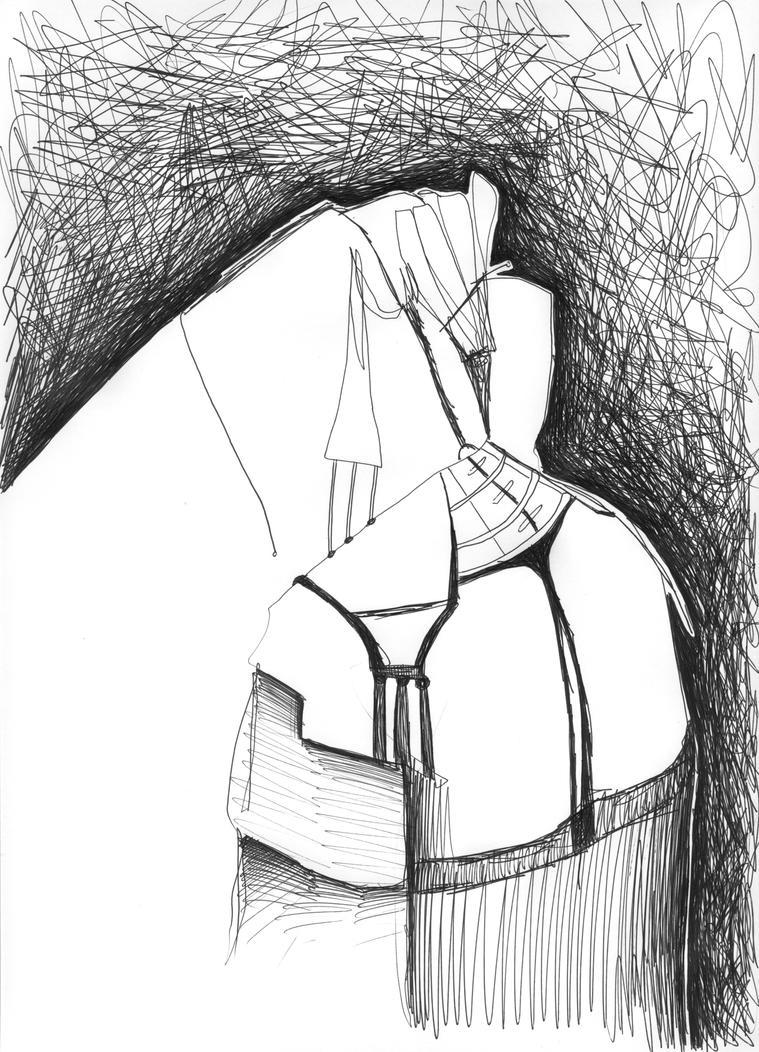 stehender Typi by Fra-Ka