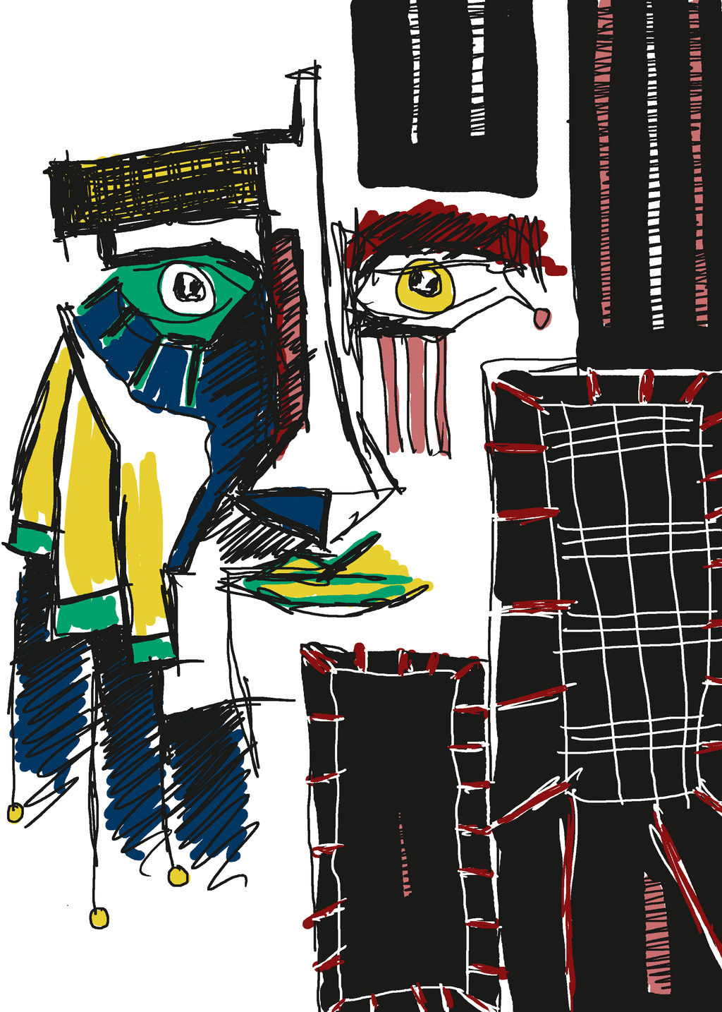1. digitaler Typi by Fra-Ka