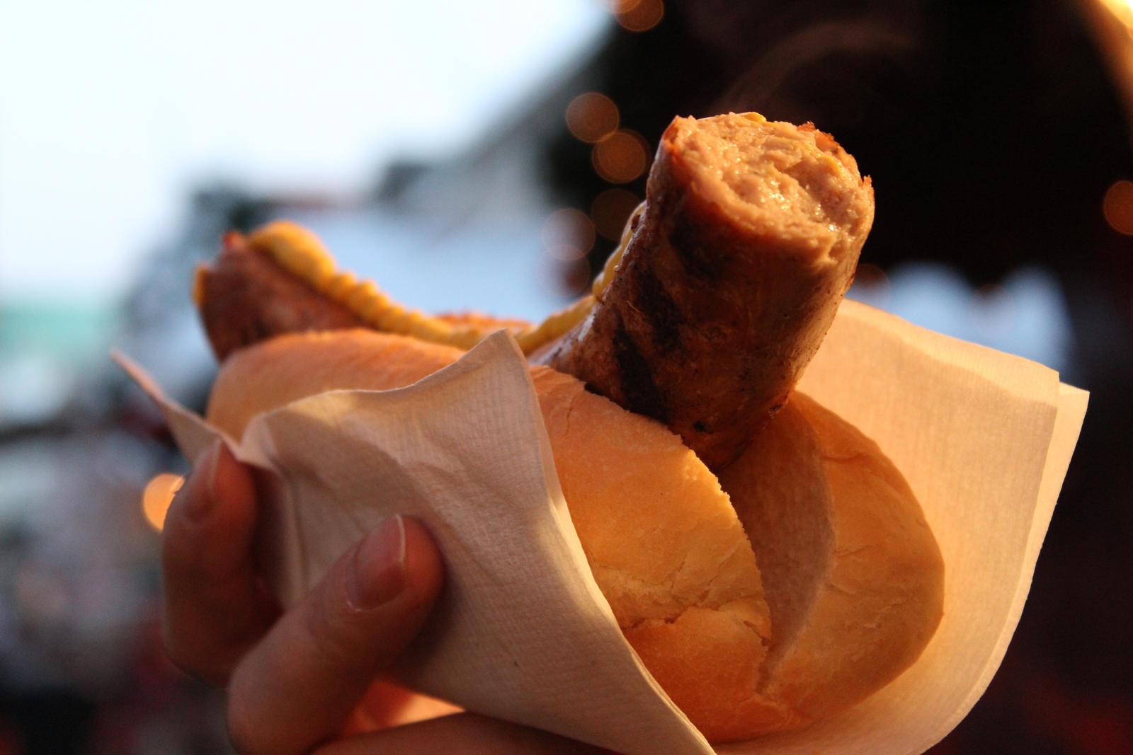 Bratwurst by Fra-Ka