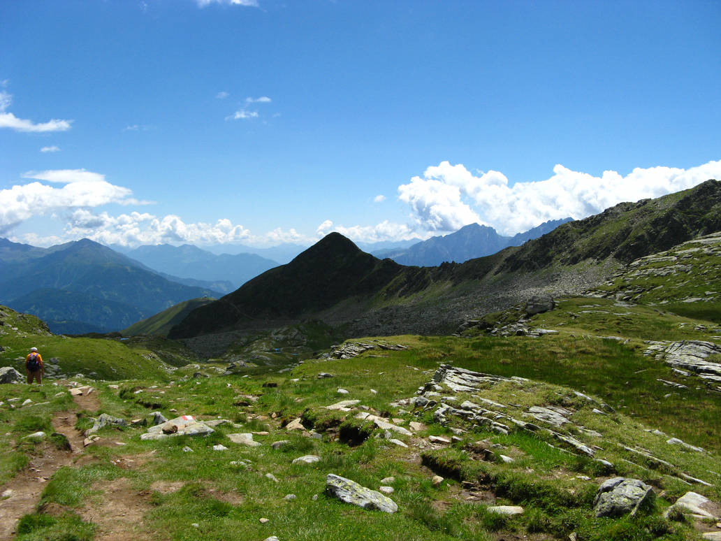 Berge 2 by Fra-Ka