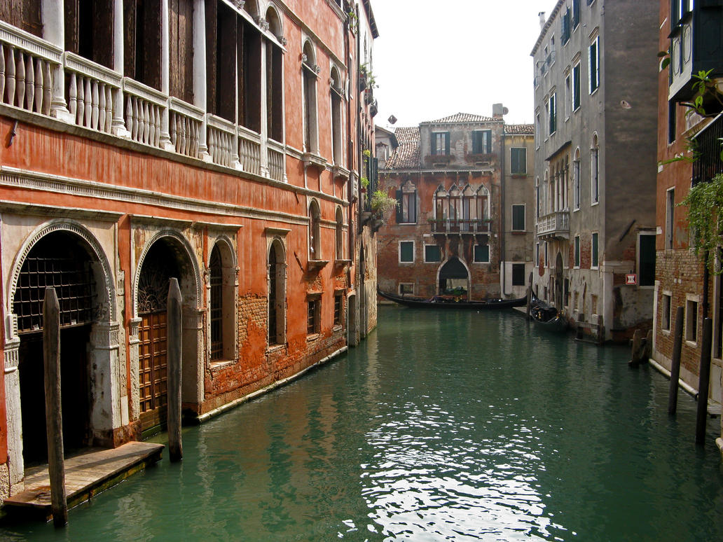 Venedig 1 by Fra-Ka
