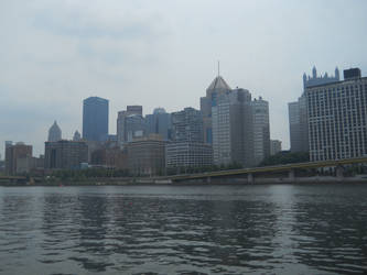 Pittsburgh and the Allegheny
