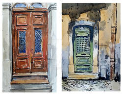 2 Doorways