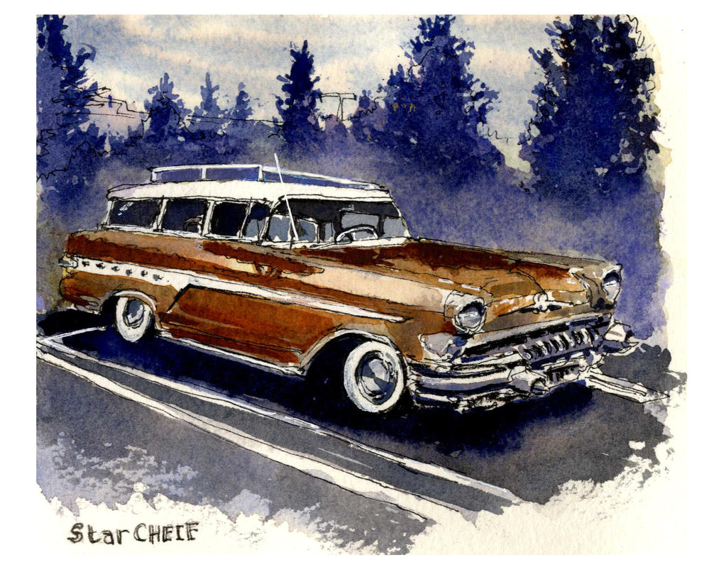 '57 Star Cheif by nash8808