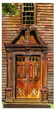 Ashley House Doorway