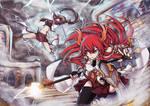 DaF 2nd Round: Shinra vs Lorre