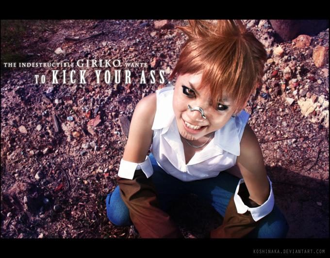 Soul Eater: Giriko 01 by niladnama