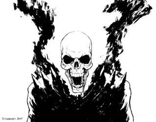Ghost Rider Special Edition: NYCC by JZINGERMAN