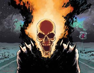 The Spirit of Vengeance by JZINGERMAN