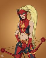 Artemis Speedy (Classic Colors) by DannyK999