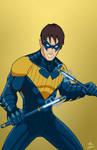 80's Nightwing