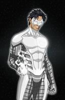 Kyle Rayner (White Lantern) by DannyK999