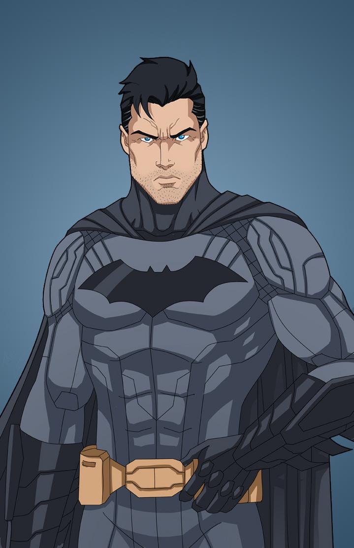Just A Feeling ~ feat. The Bat Batman__unmasked__by_dannyk999-dbsdrix