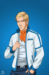 Fred Jones by DannyK999
