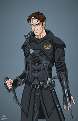Lucien (League of Assassins Colors) by DannyK999