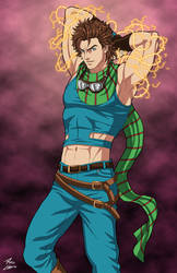 Joseph Joestar (All Star Battle Colors)