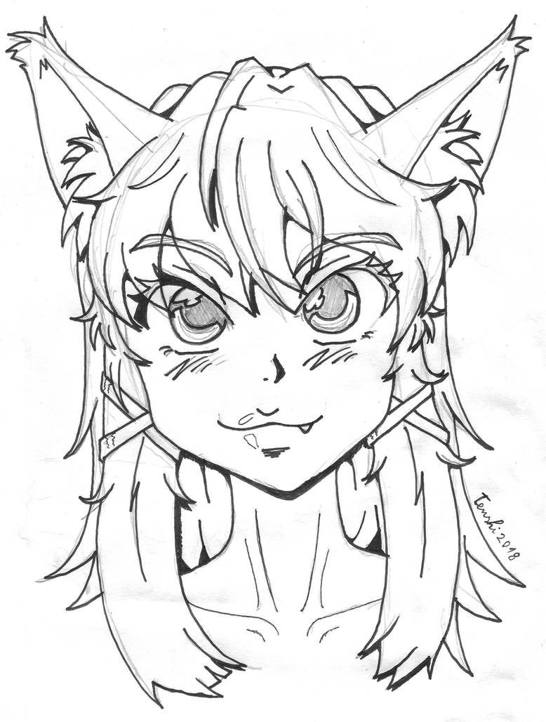Mika Face by N8-11