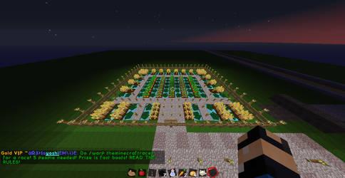 My farm currently! by Lilystarthecat