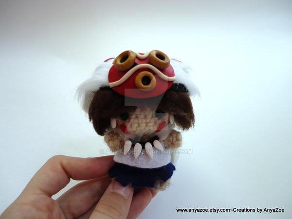 Princess Mononoke by AnyaZoe