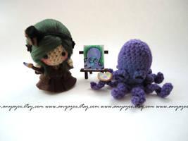 Otto and Victoria by AnyaZoe