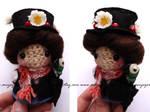 Mary Poppins Amigurumi