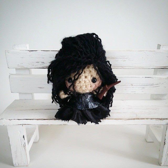 Bellatrix Amigurumi by AnyaZoe