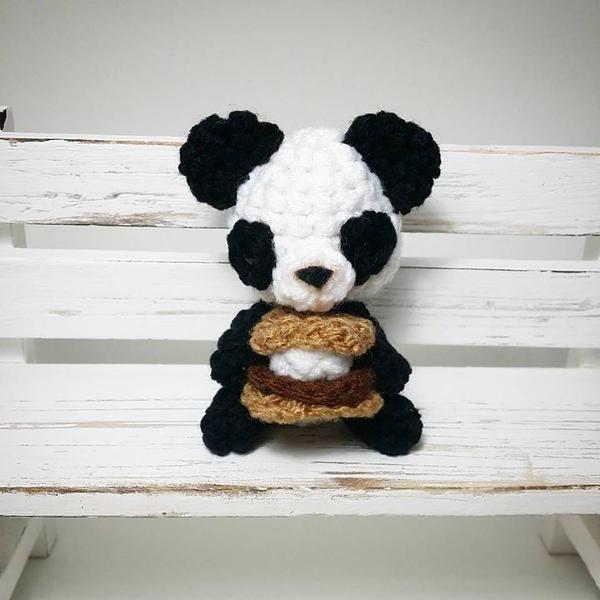 Panda Amigurumi by AnyaZoe