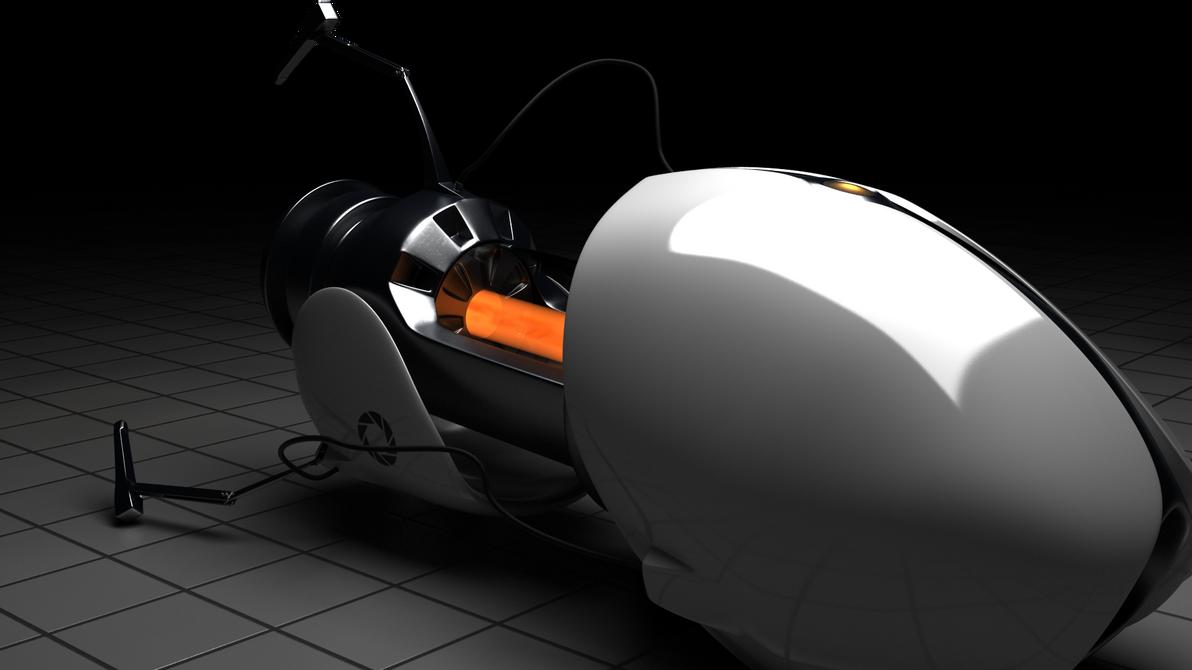 Portal device 2 by Ricsmond