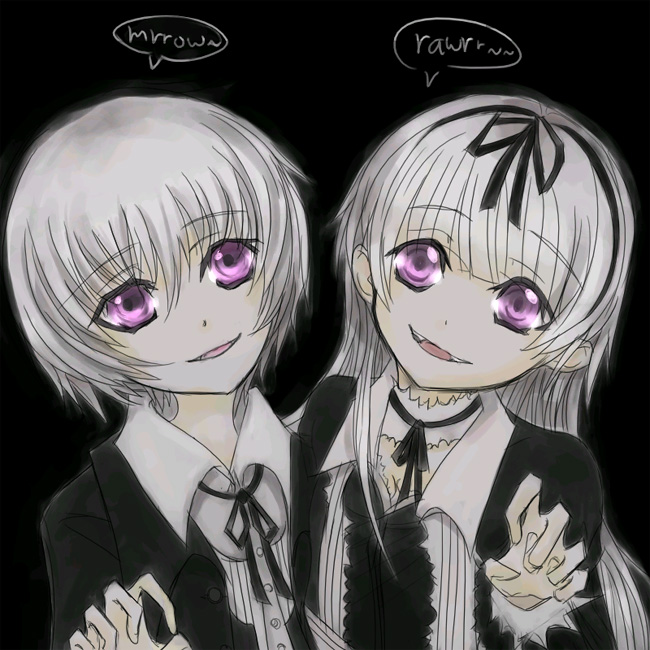 Anime Vampire Twins Pictures, Images & Photos - Photobucket