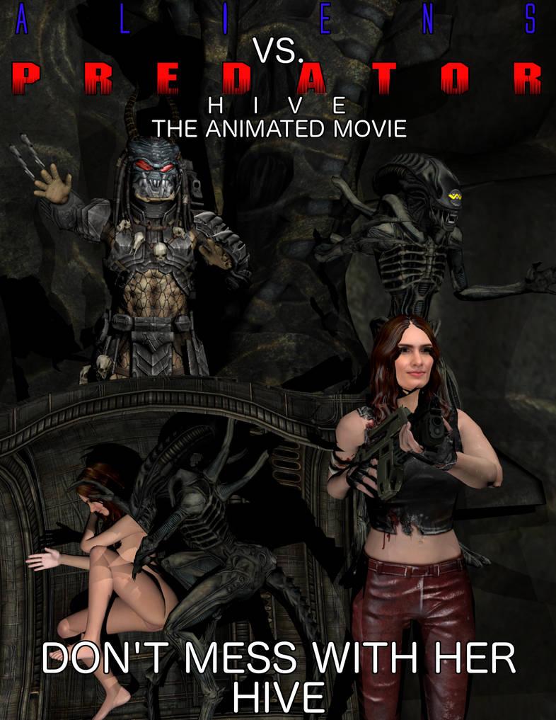 Predator hive the animated movie by weylandyutanicorp